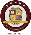 Donna Independent School District Logo